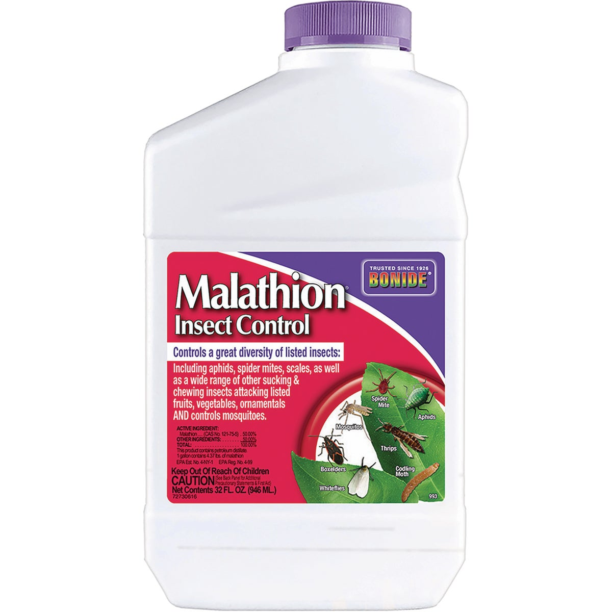 QT CONC MALATHION SPRAY - 993 by Bonide
