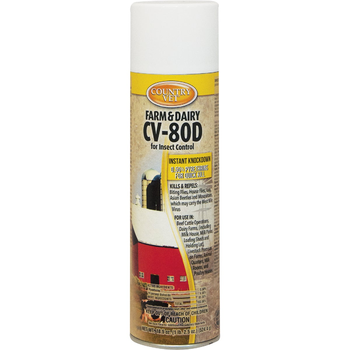 18.5OZ CV80D FLY SPRAY - 34-8318CVA by Zep Enforcer Inc