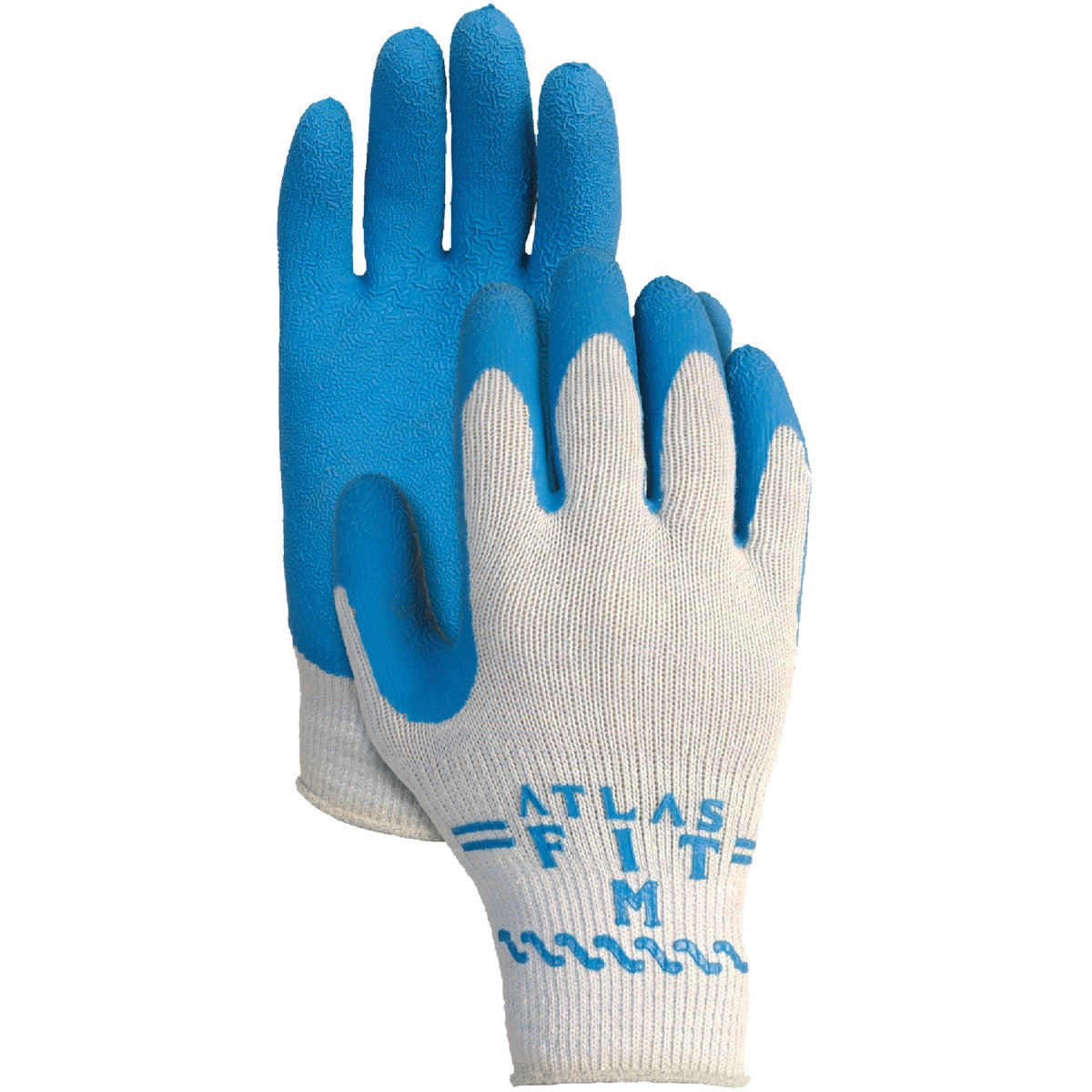 MED PALM DIPPED GLOVE - 300M-08.RT by Showa Best Glove