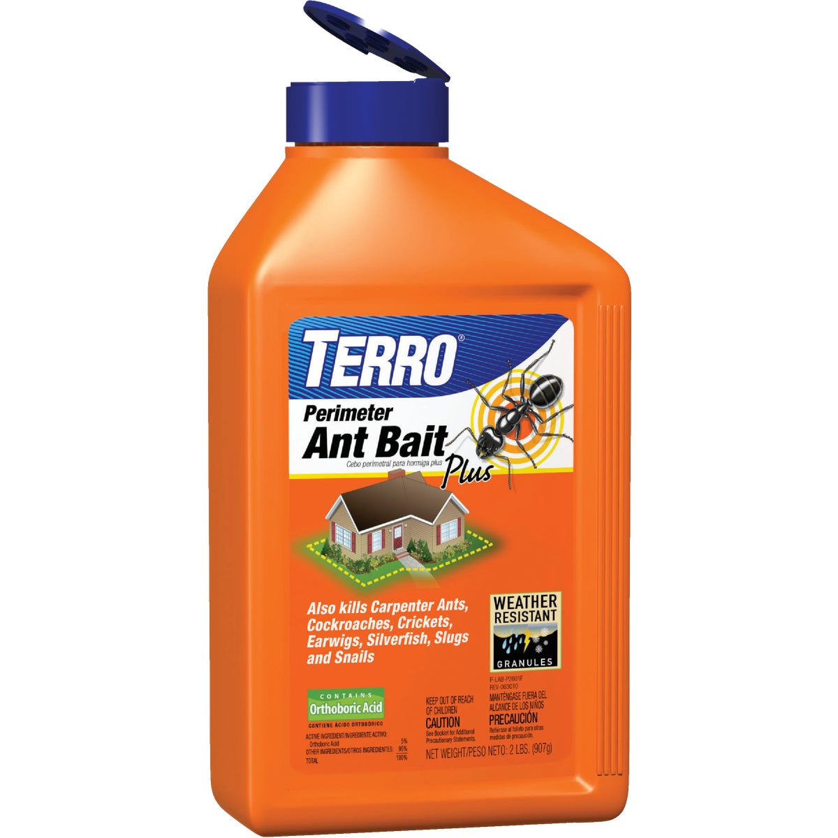 TERRO ANT BAIT PLUS 2LB - T2600 by Woodstream Corp