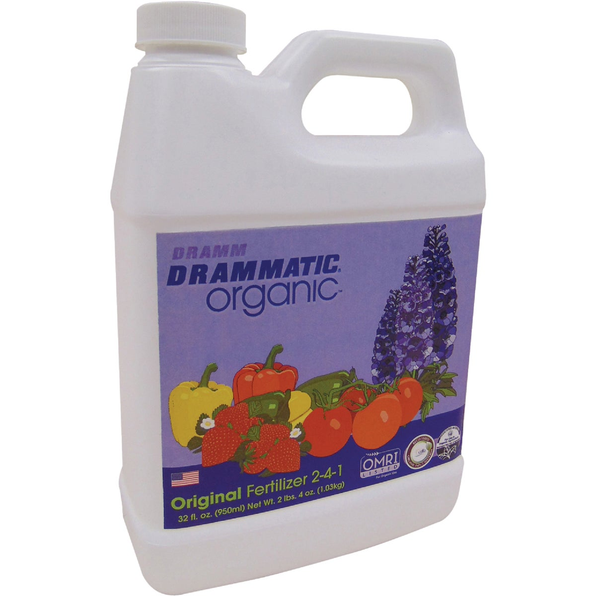 QT CONC FISH FERTILIZER - 10-24000 by Dramm Corp