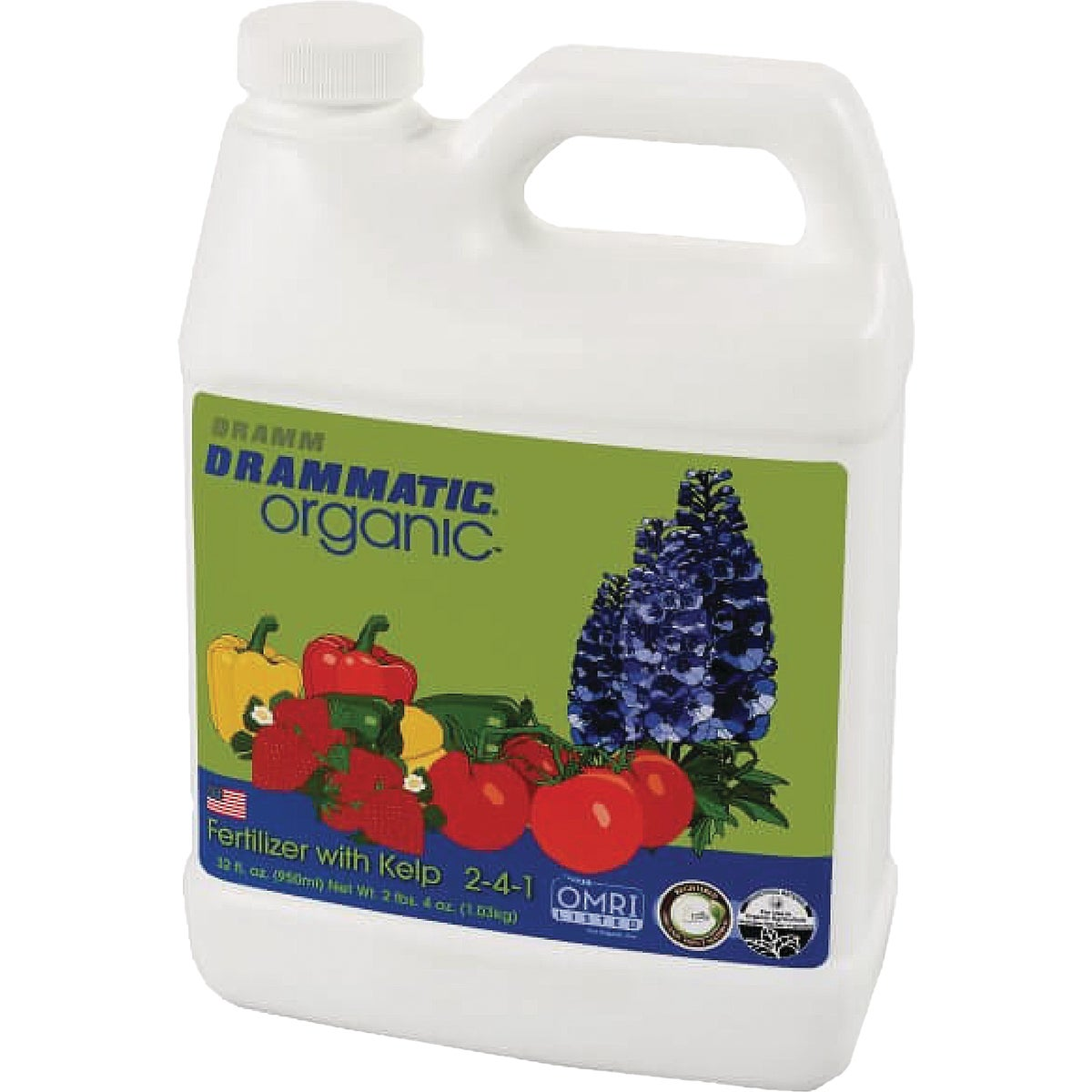 QT FISH/KELP FERTILIZER - 10-24001 by Dramm Corp