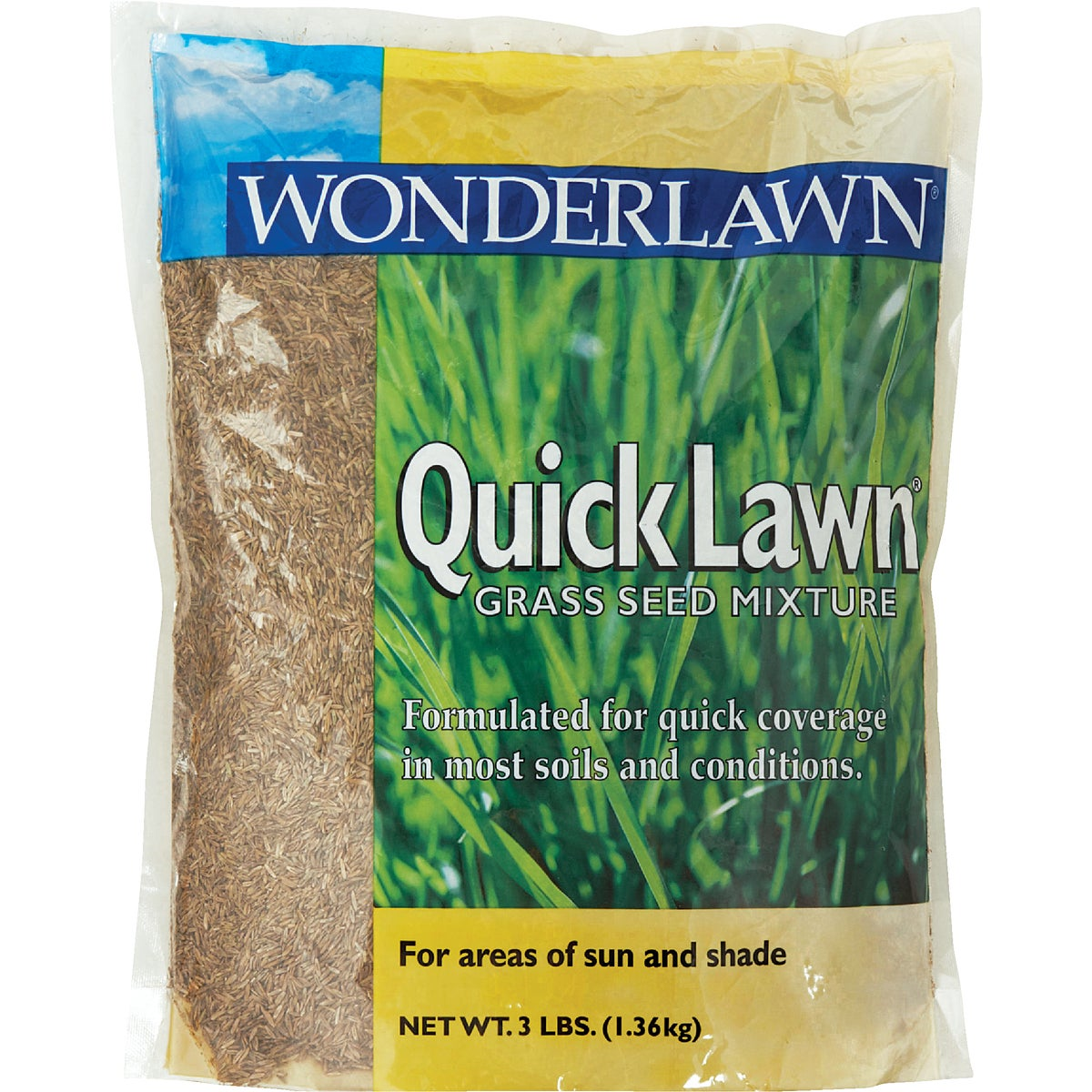 3LB LAWN GRASS SEED - 70203 by Barenbrug U S A