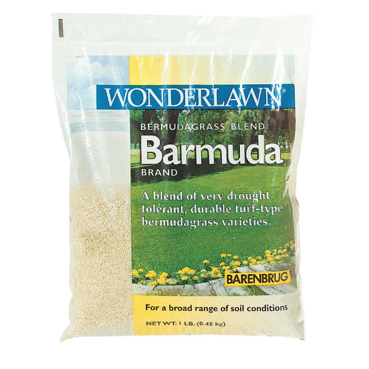 1LB BARMUDA GRASS SEED - 10057 by Barenbrug U S A