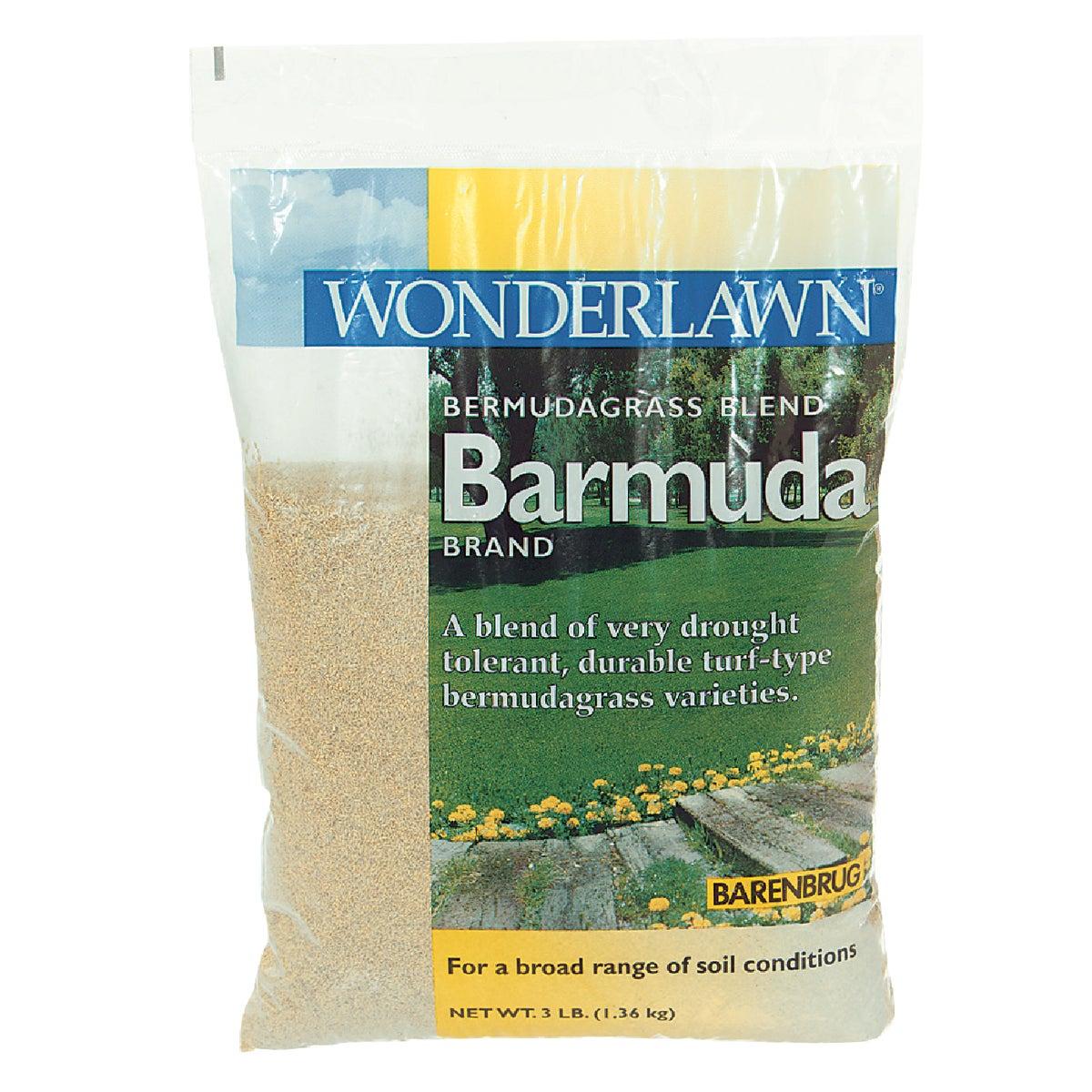 3LB BARMUDA GRASS SEED - 10058 by Barenbrug U S A