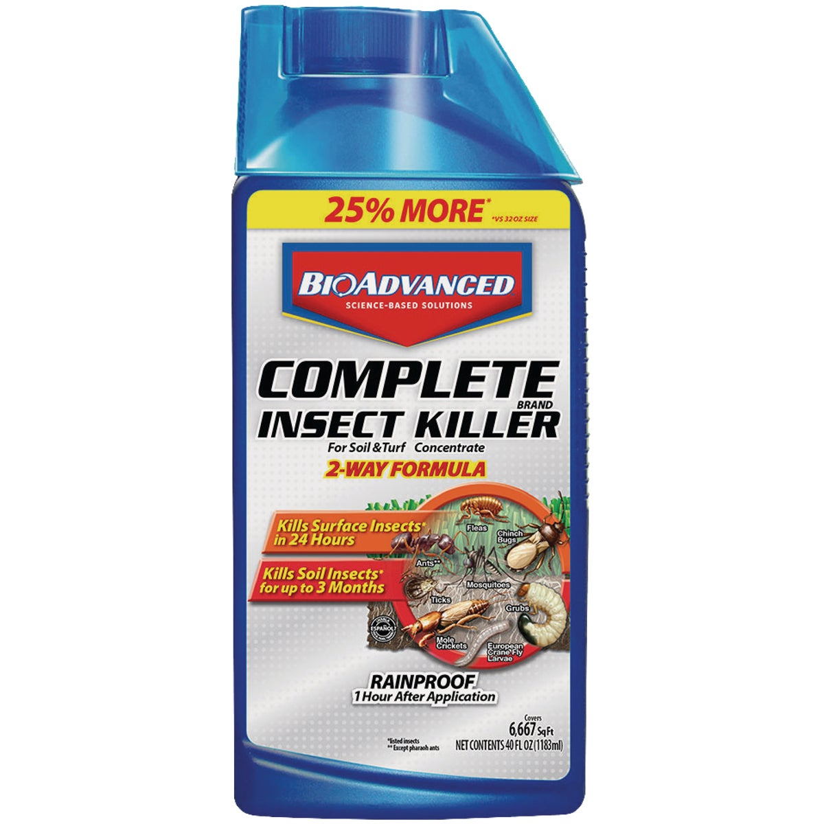 OUTDOOR INSECT KILLER - 700270B by Bayer Advanced Llc