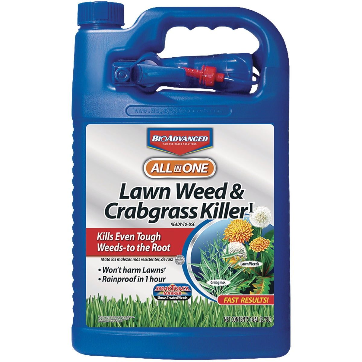 GAL RTU CRB/WEED KILLER - 704130A by Bayer Advanced Llc