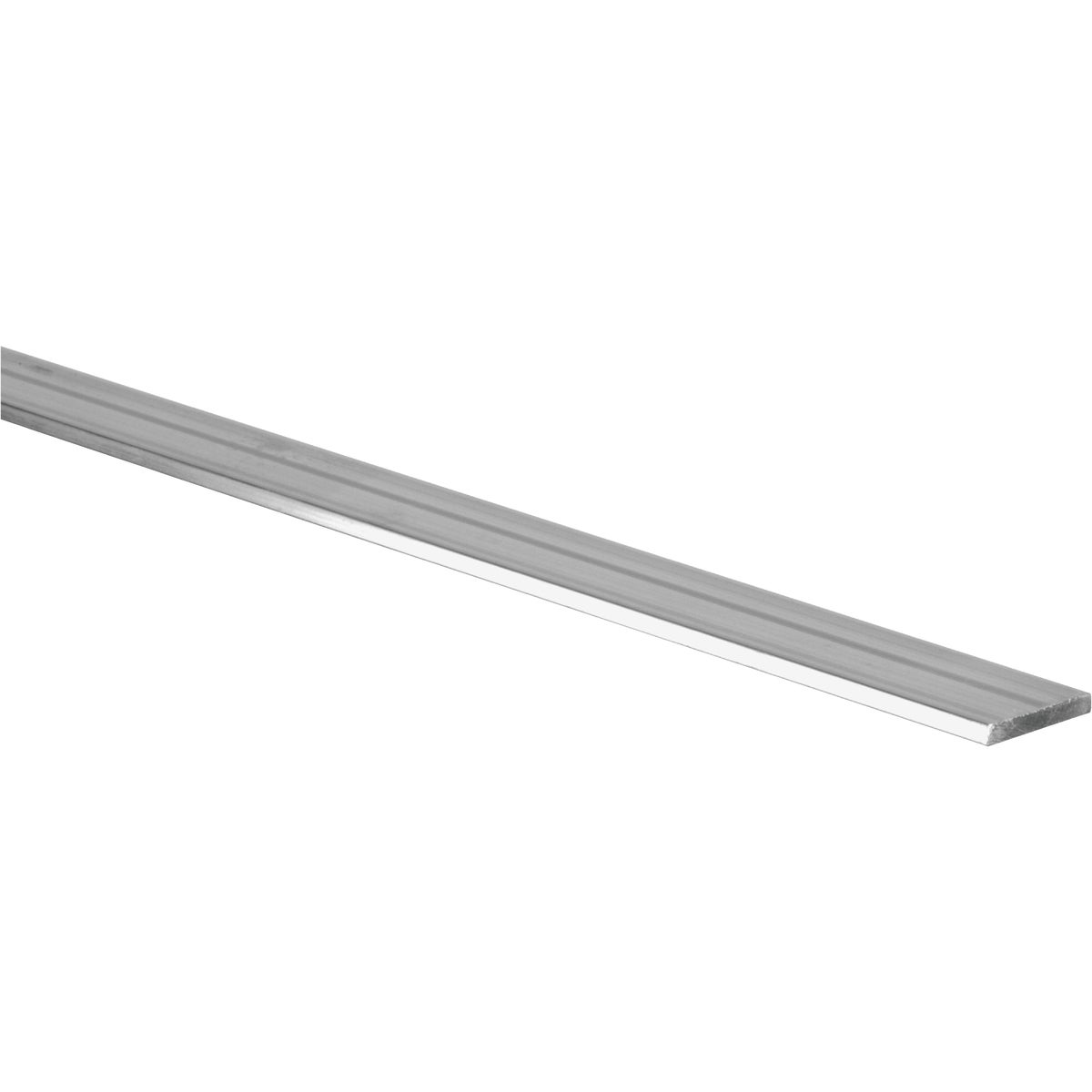 1/8X1/2X6' ALUMINUM FLAT - N247015 by National Mfg Co