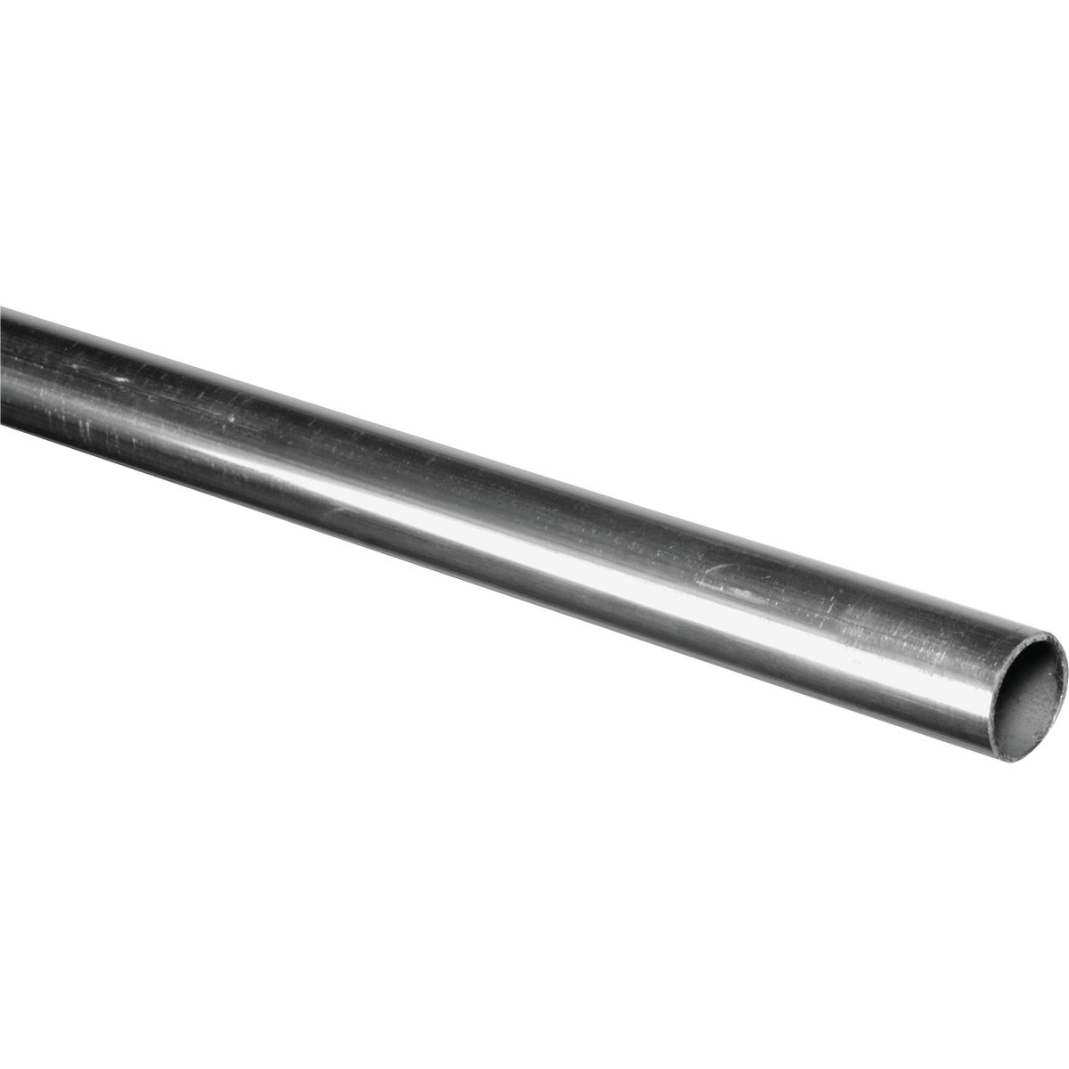 1X8' ALUM ROUND TUBE - N258483 by National Mfg Co