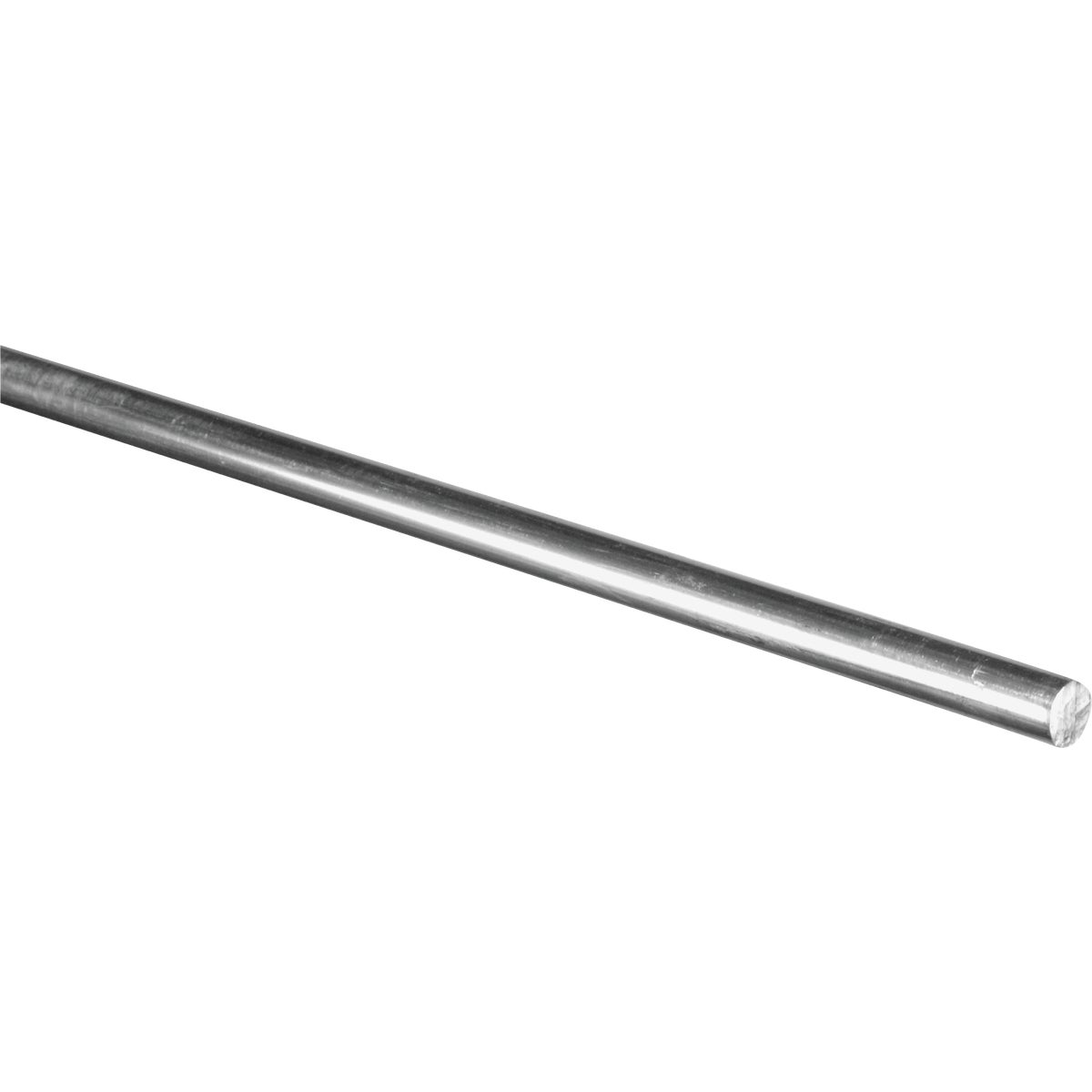 1/4X3' SOLID ROUND ROD - N342170 by National Mfg Co