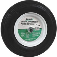 Arnold 3 In. Hub Pneumatic Wheelbarrow Wheel, WB-438