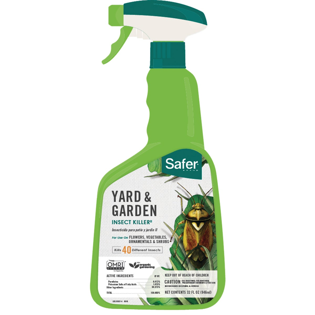 YARD/GARDN INSECT KILLER - 5105 by Woodstream Corp