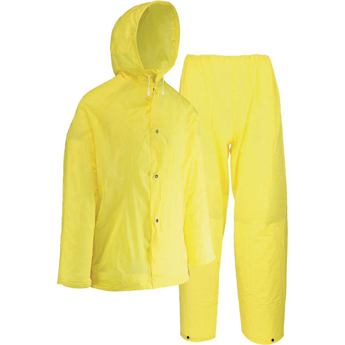XL 3PC PVC RAIN SUIT