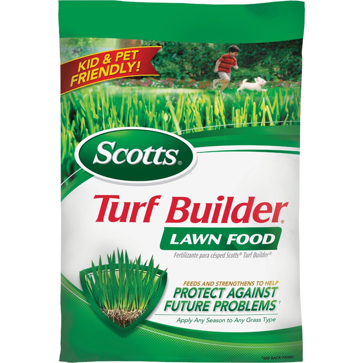 5M P FREE TURF BUILDER - 22305 by Scotts Company