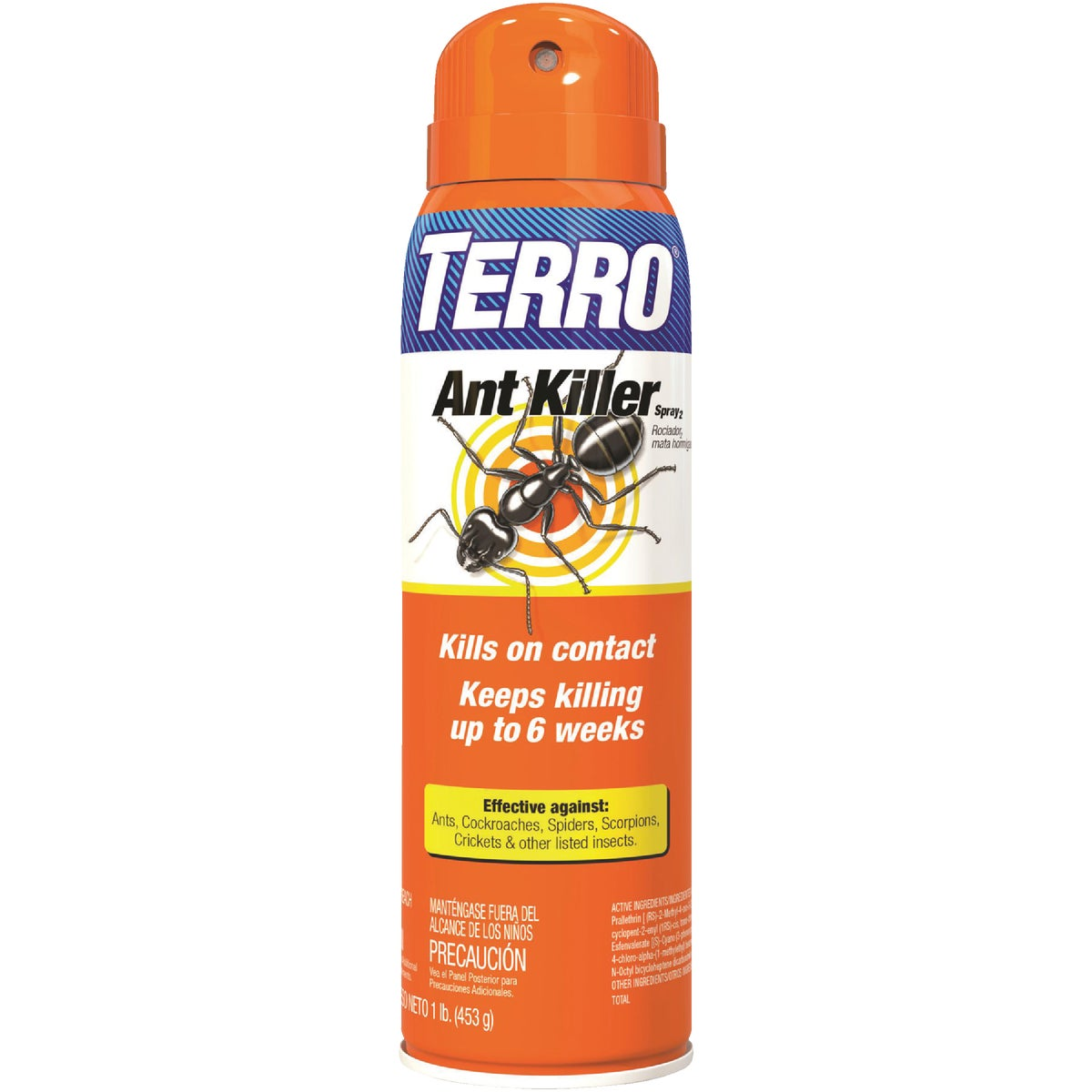 16OZ AEROSOL ANT KILLER - T401-6 by Woodstream Corp