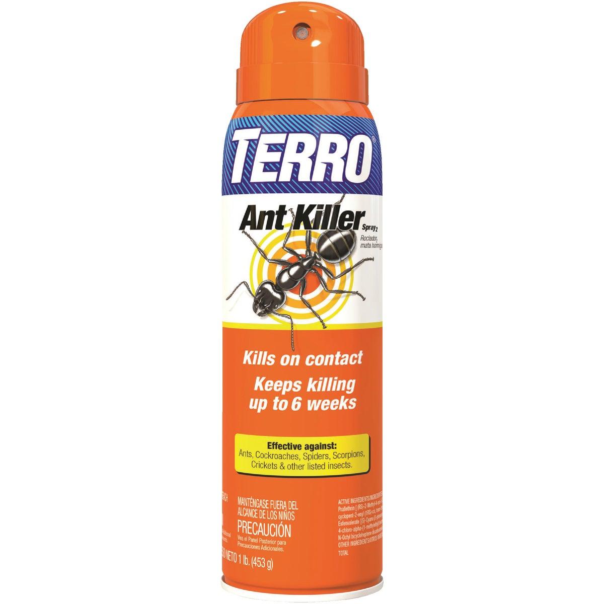 Terro 16 oz Ant Killer Aerosol  T401 (Discontinued by Manufacturer)