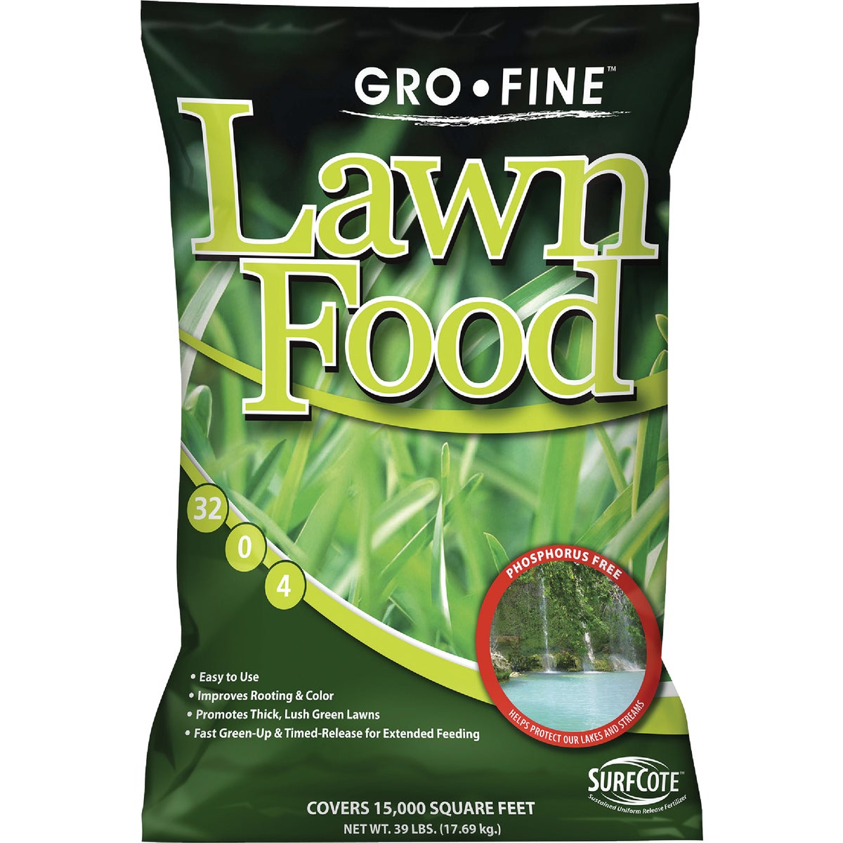15M LAWN FOOD P-FREE - FRT2164.1 by Andersons Lawn Gdn