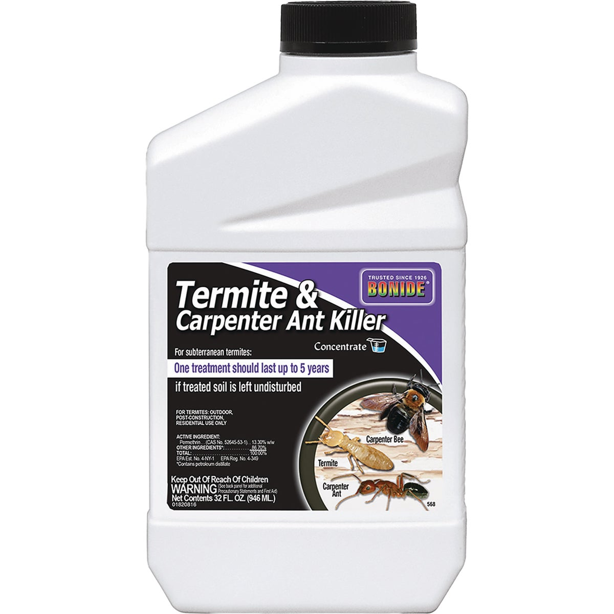 QT ANT/TERMITE KILLER - 568 by Bonide