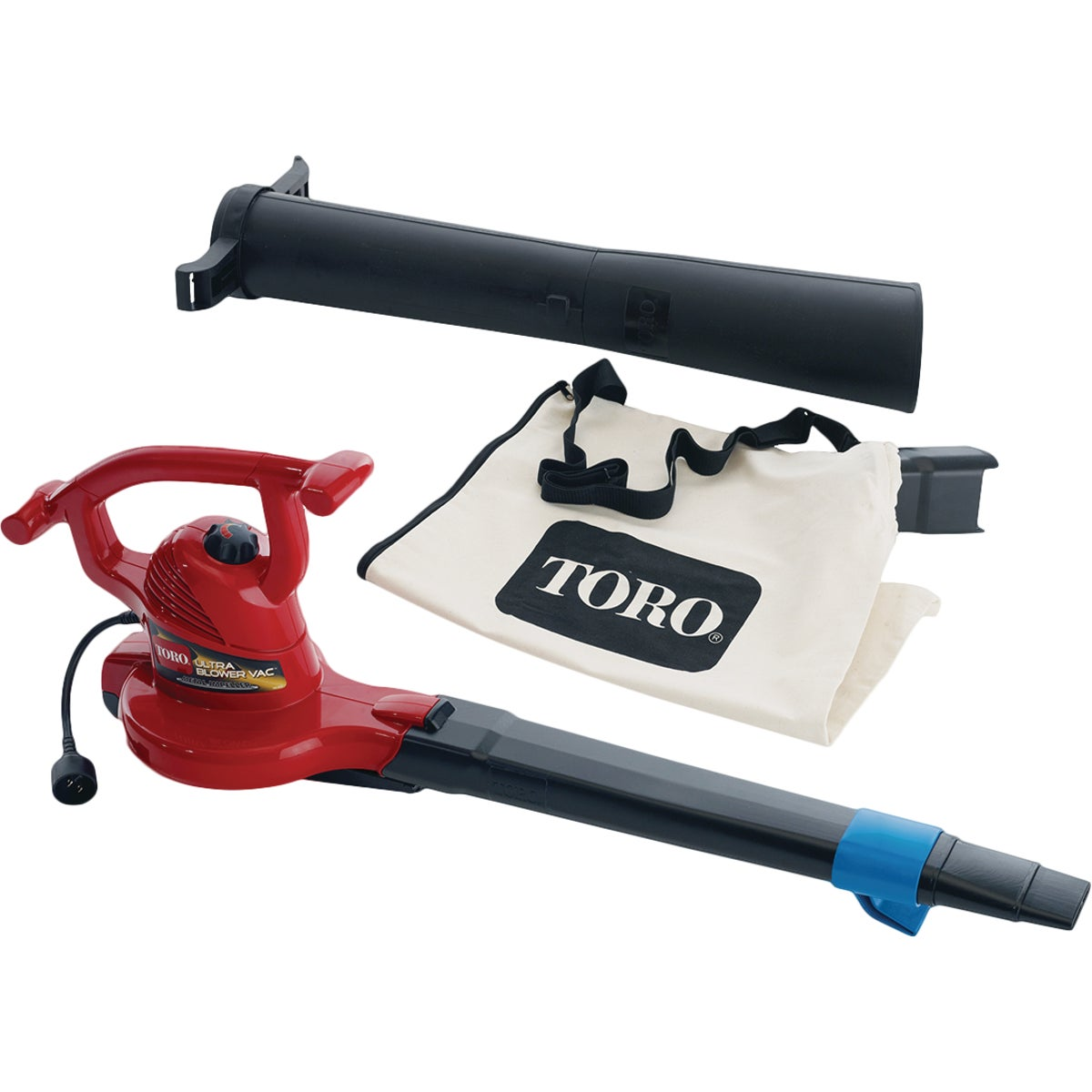 Toro Ultra Electric Blower/Vacuum/Mulcher, 51619
