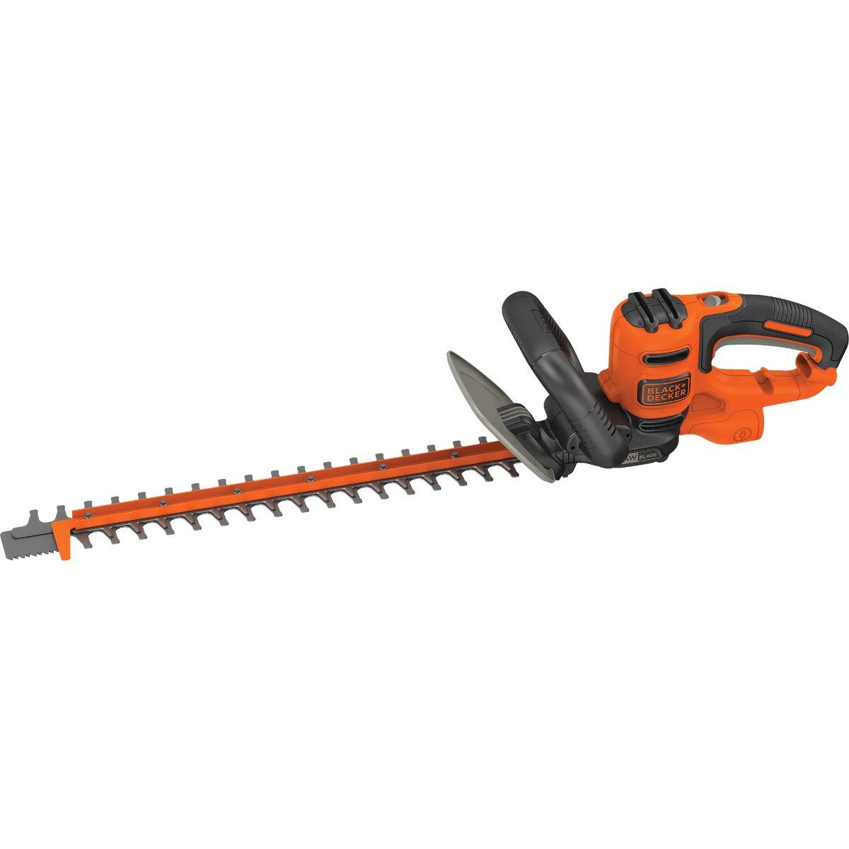 Black & Decker Sawblade 20 In. Corded Electric Hedge Trimmer, BEHTS300