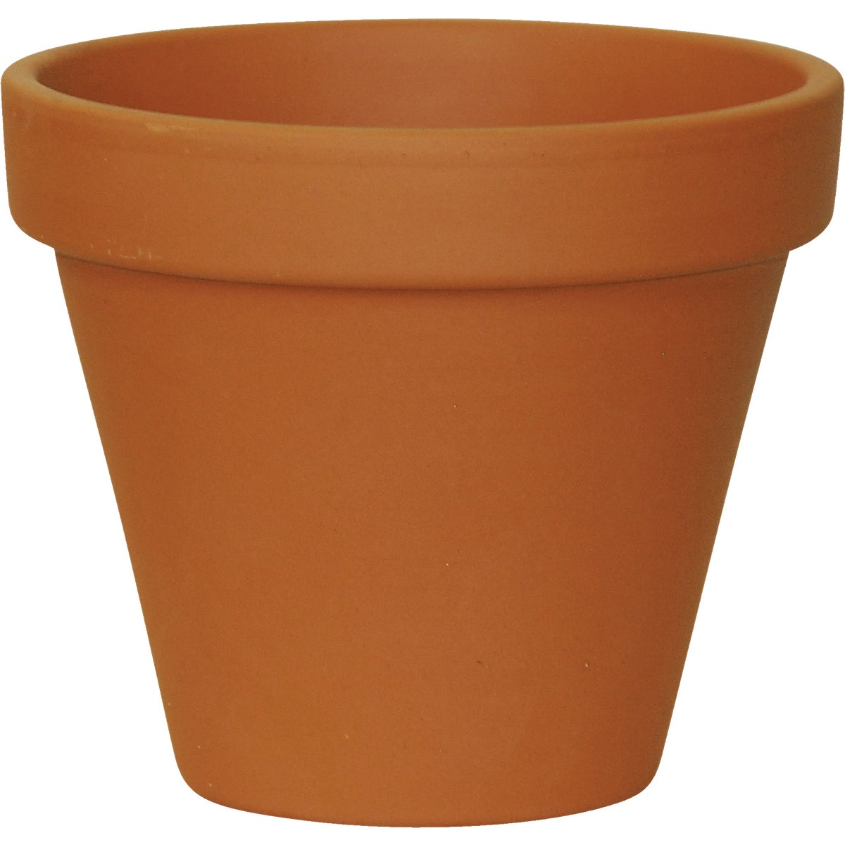"4"" TERRA COTTA CLAY POT - 01110PZ by Deroma"