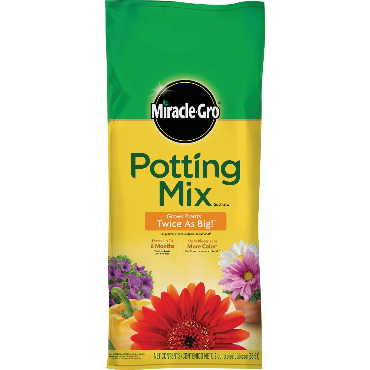 2 CU FT MGRO POTTING MIX - 75652300 by Scotts Organics