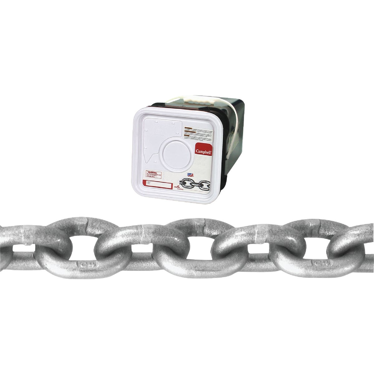 """60' 5/16"""" G43 CHAIN - 0184516 by Cooper Campbell Apex"""