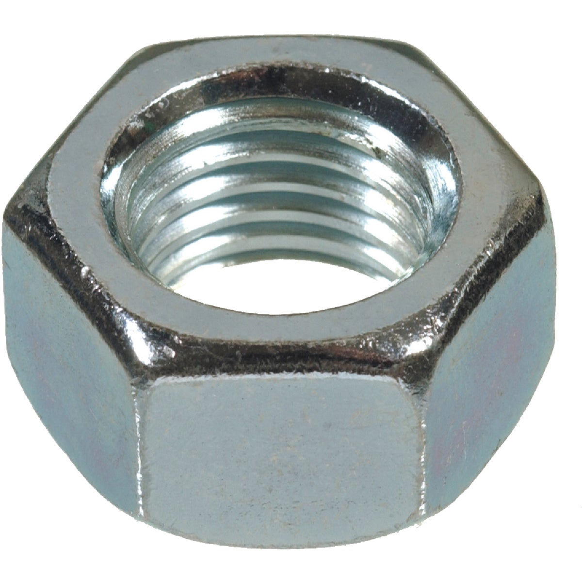 100PC 3/8-16 CRS HEX NUT