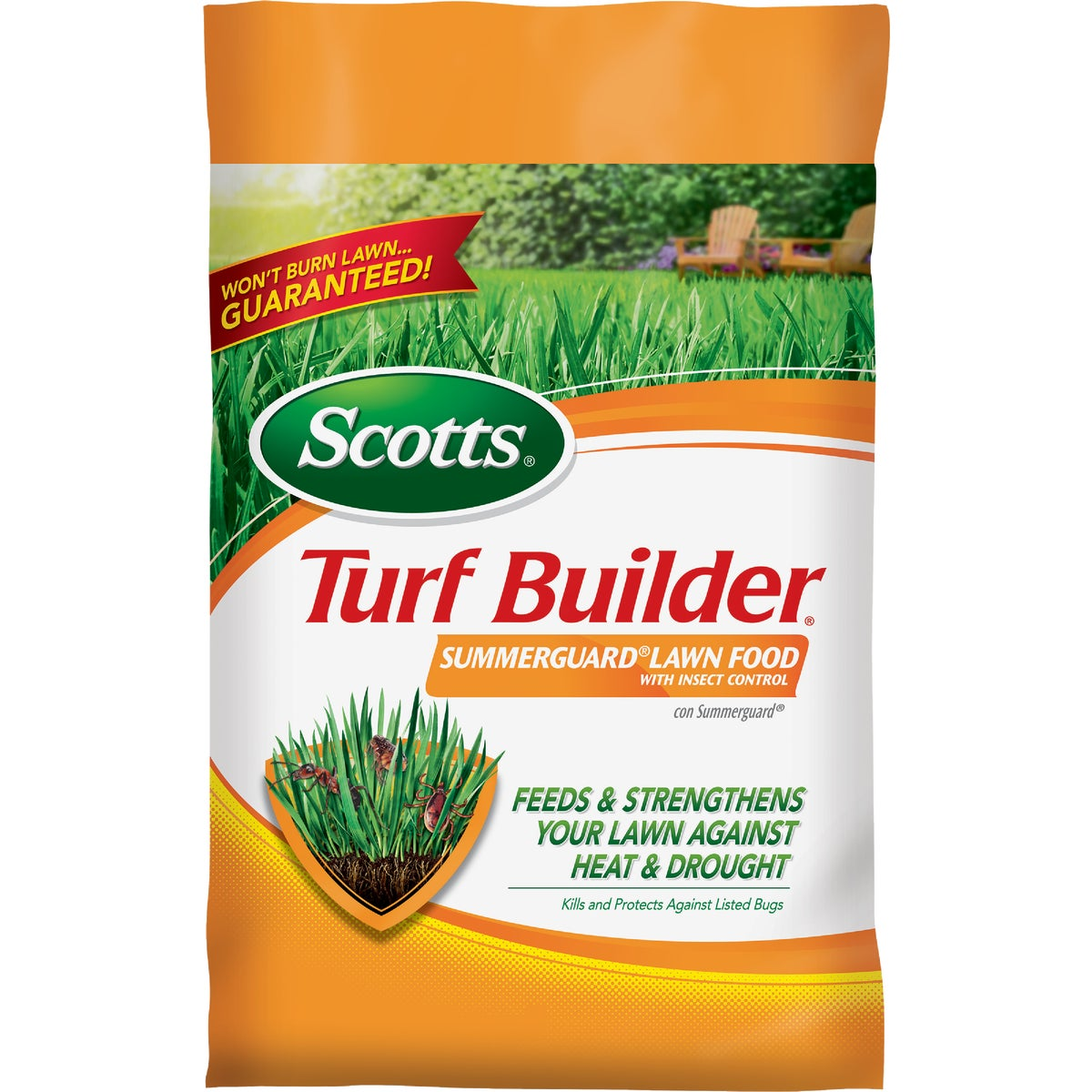 5M W/SUMRGD TURF BUILDER - 49013 by Scotts Company
