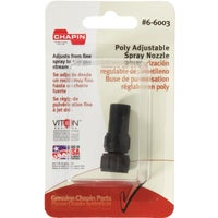 Chapin Mfg. ADJUSTABLE POLY NOZZLE 1498743
