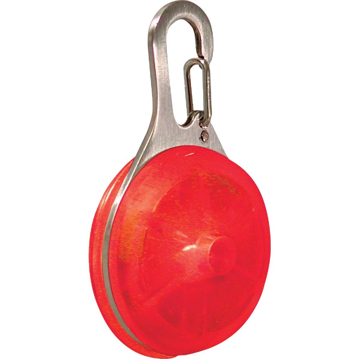 RED SPOTLIT LED LIGHT