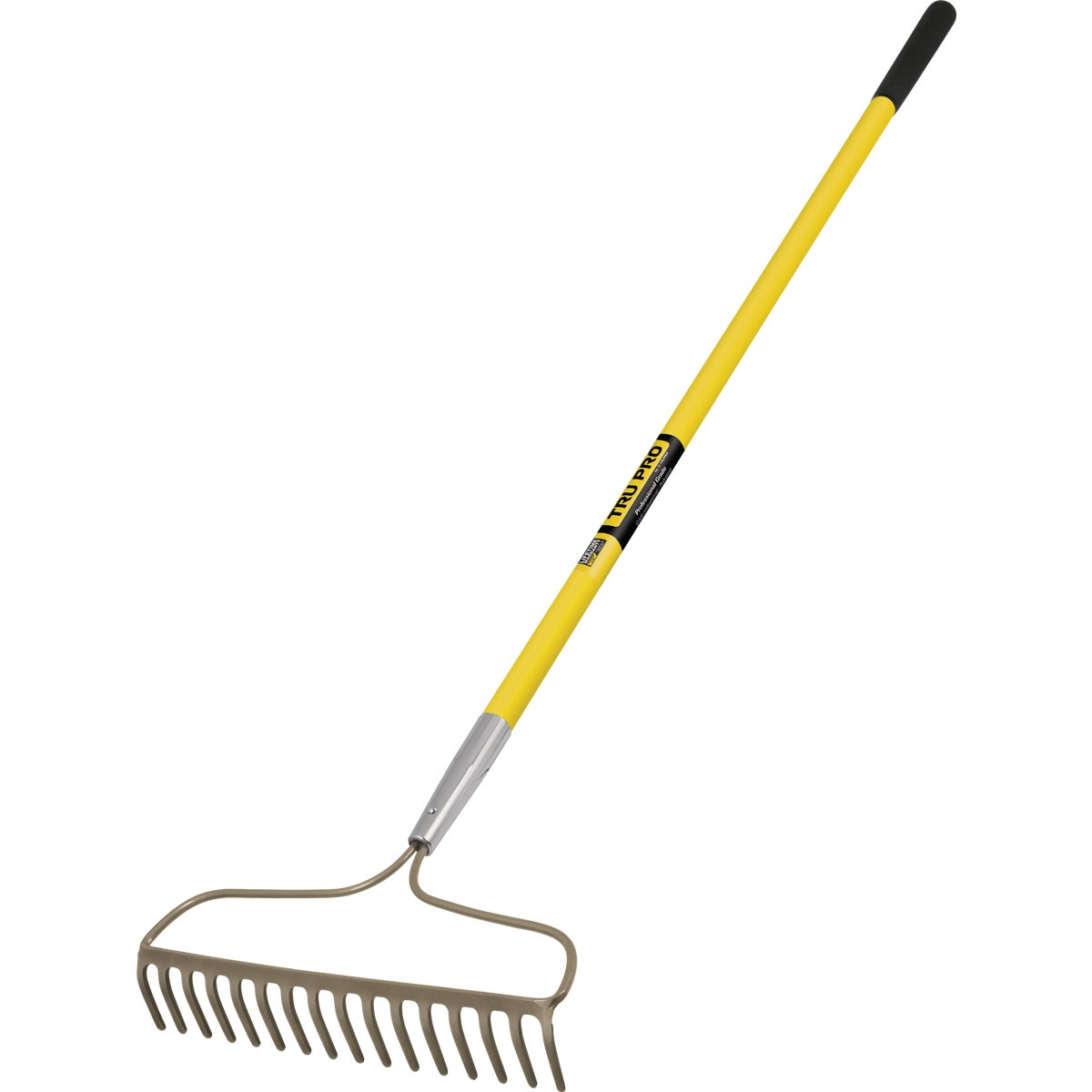 16 TINE FBGL BOW RAKE - 42366 by Seymour Mfg Co