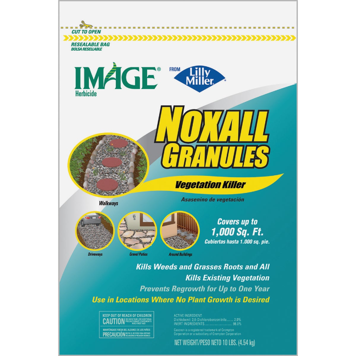 10LB NOXALL GRANULES - 100502679 by Excel Marketing