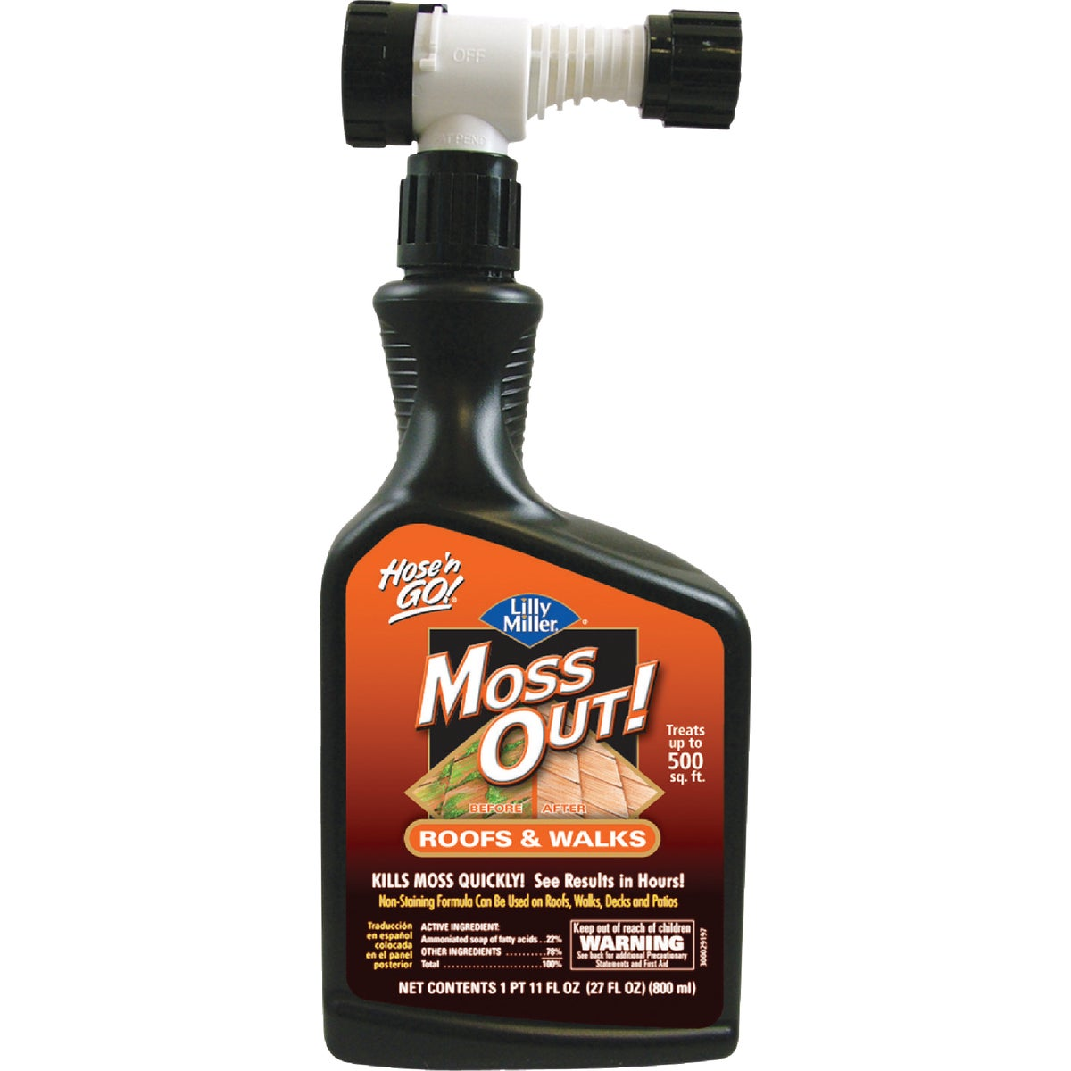 27OZ ROOF MOSS KILLER - 100503872 by Excel Marketing