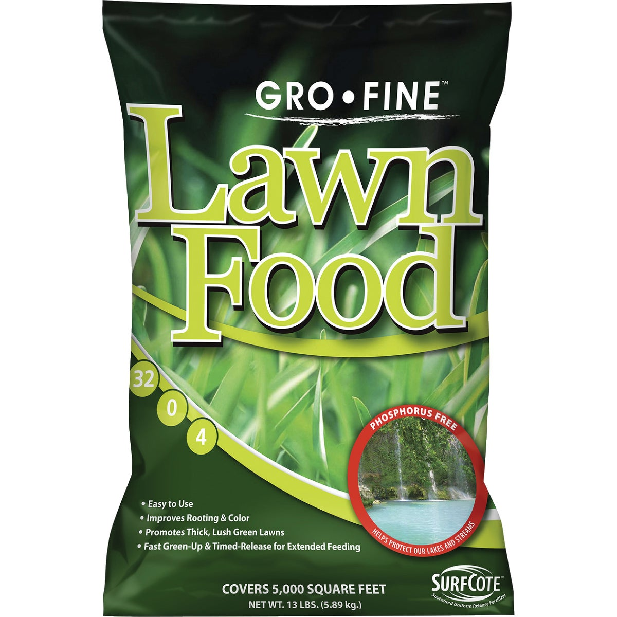 5M LAWN FOOD P-FREE - FRT2161.1 by Andersons Lawn Gdn