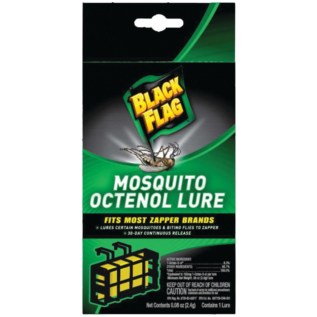OCTENAL MOSQUITO LURE - NS16 by Kaz