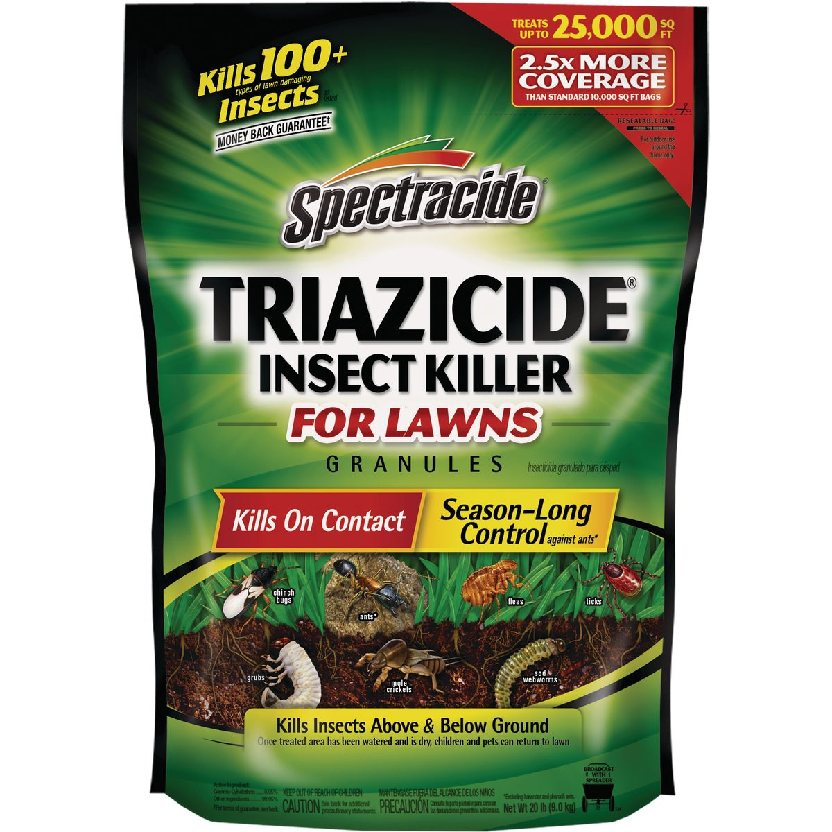 20LB TRIAZICIDE GRANULE - HG83961 by United Industries Co