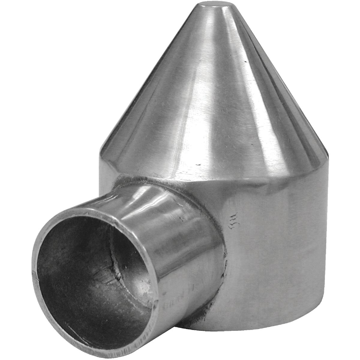 "2-3/8"" 1-WAY BULLET CAP - 328568C by Midwest Air Tech"