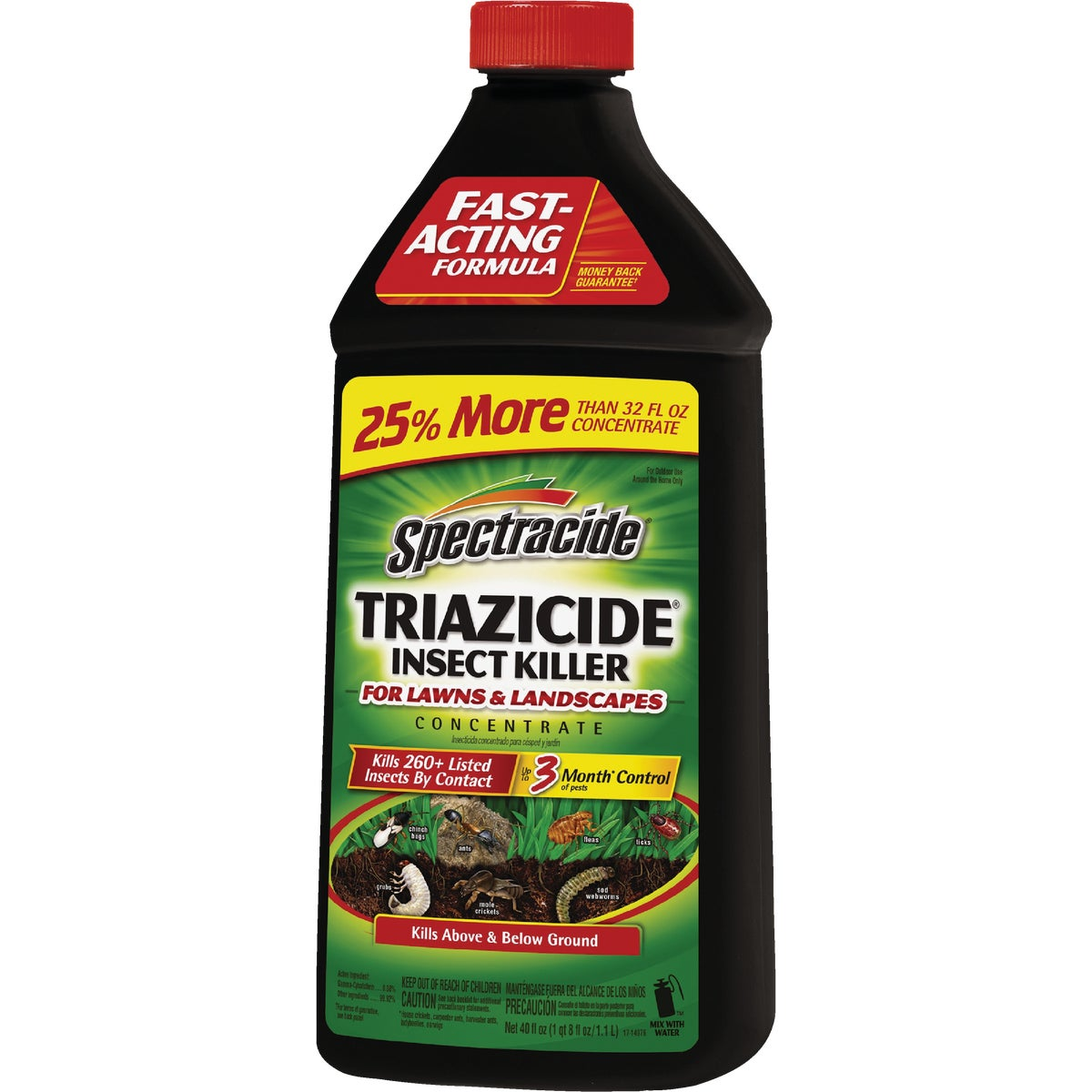 32OZ CONCENT. TRIAZICIDE - HG-96400 by United Industries Co