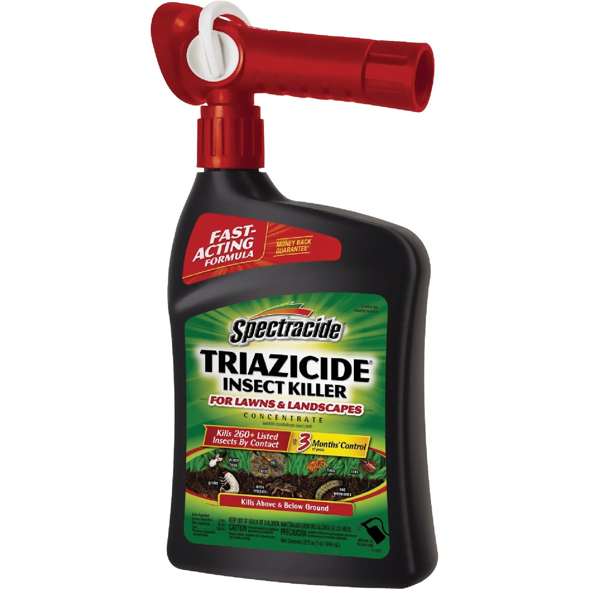 RTS TRIAZICIDE SPRAY - HG95830 by United Industries Co