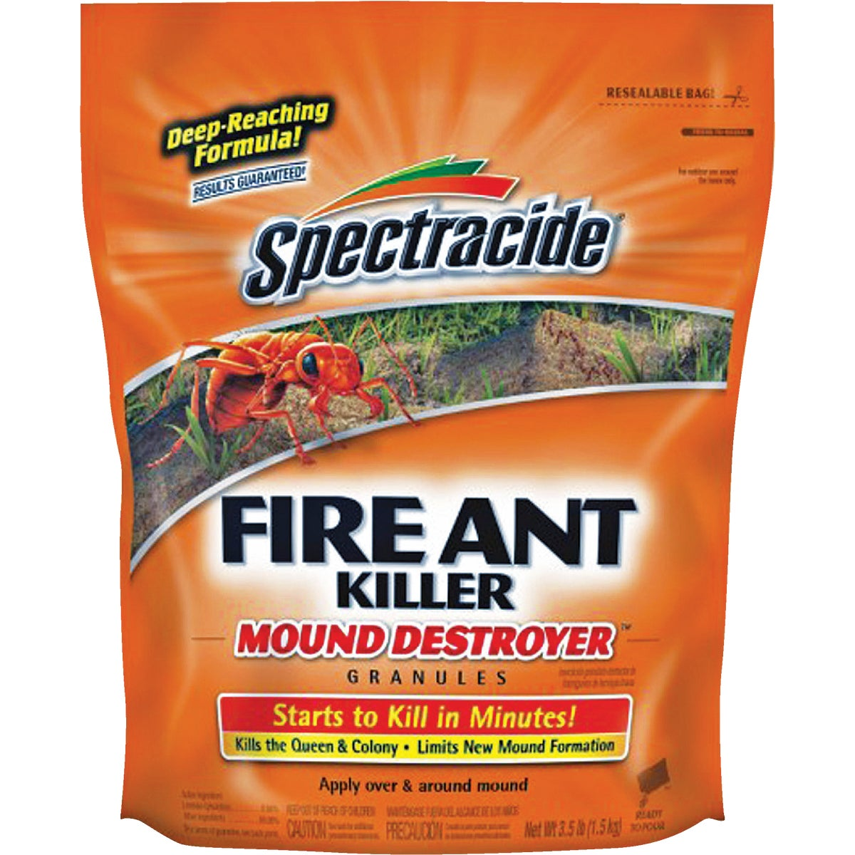 3.5LB FIRE ANT KILLER - 53225 by United Industries Co