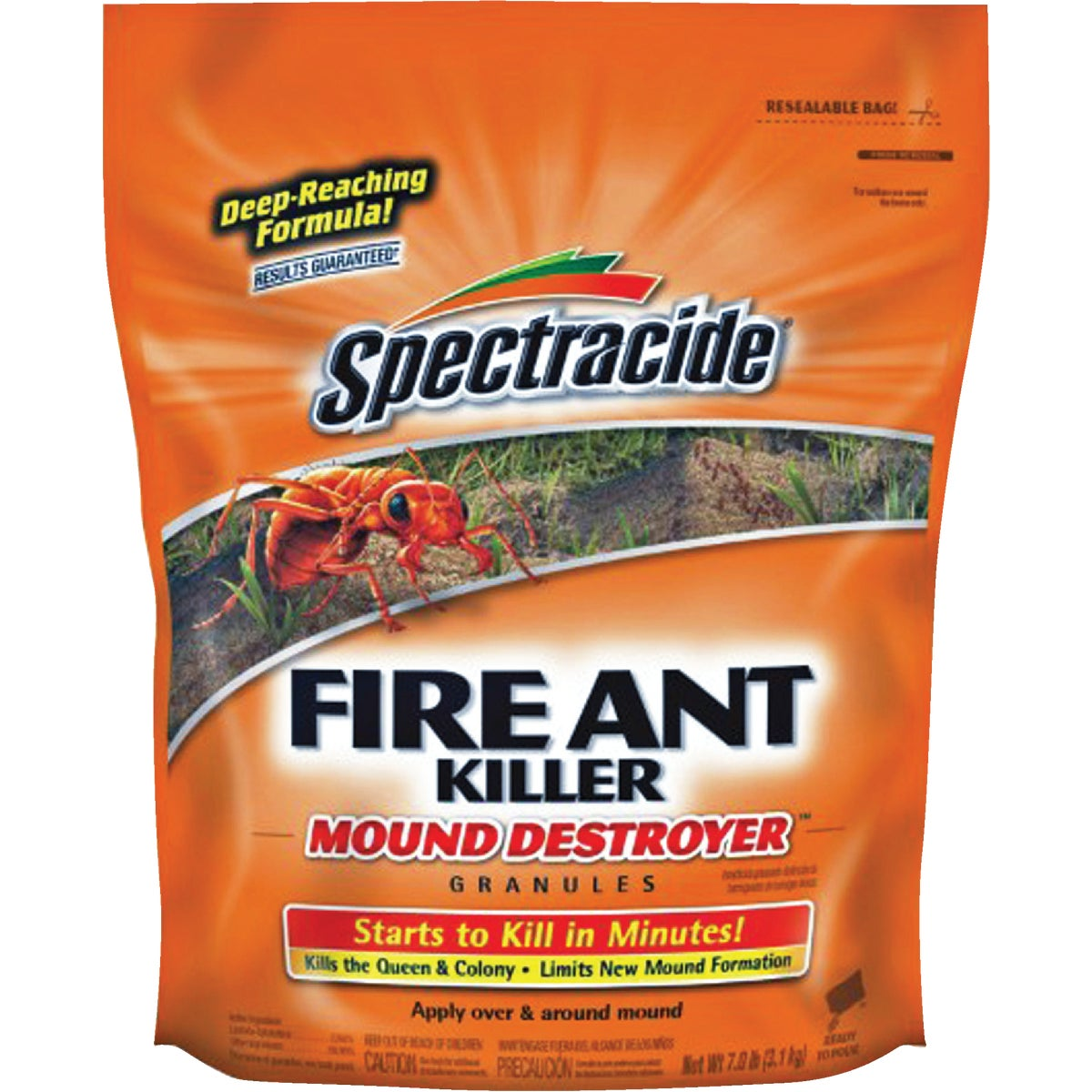 7LB FIRE ANT KILLER - 53236 by United Industries Co