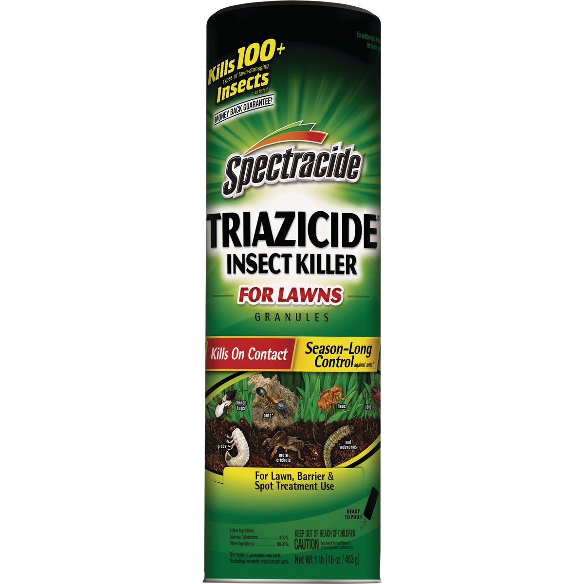 1LB TRIAZICIDE GRANULE - 53941 by United Industries Co