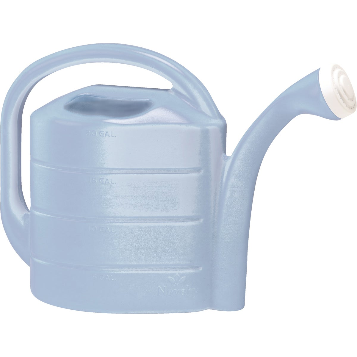 2GL BL POLY WATERING CAN - 30409 by Novelty Mfg Co