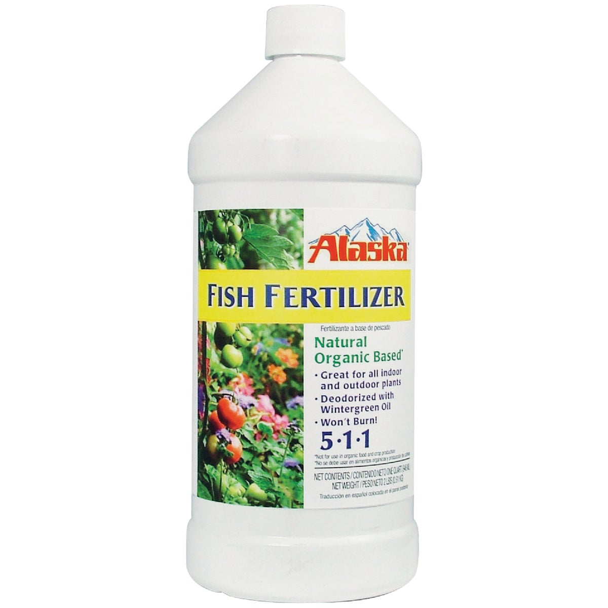 QUART FISH FERTILIZER