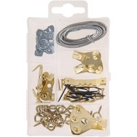 Hillman Fastener Corp KIT PICTURE HANGERS SM 130200