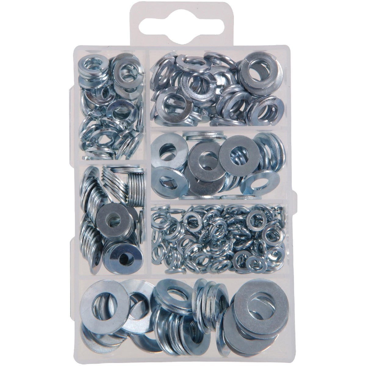 KIT FLAT LOCK AND WASHER - 130208 by Hillman Fastener