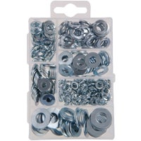 Hillman Fastener Corp KIT FLAT LOCK AND WASHER 130208