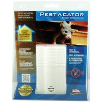 Pest A Cator Plus Electronic Pest Repellent, 12100