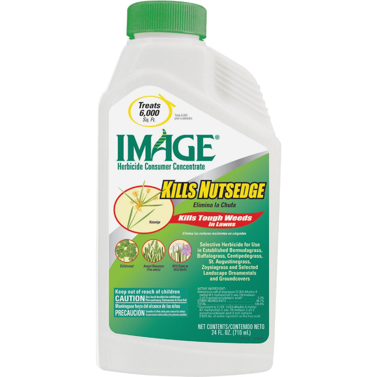 CONC WEED CONTROL IMAGE - 100099405 by Excel Marketing